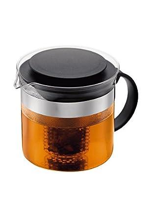 Bodum Teekanne mit Sieb Bistro Nouveau 1 L schwarz