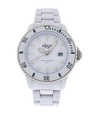 al&co Reloj Carbonplast Blanco