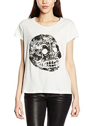 Cheap Monday Camiseta Manga Corta Have Tee Moon Skull