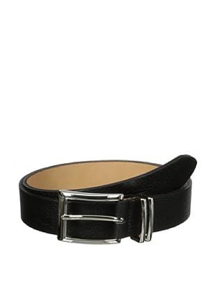 The British Belt Company Men's Owston Belt (Black)