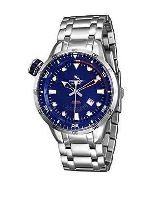 Strumento Marino Reloj Warrior SM108MB-SS-BL-AR