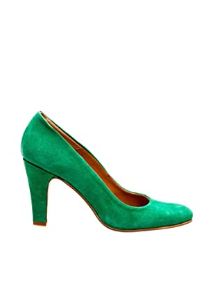 Ibicencas Menorquina Clasica Mujer Dallas (Verde)