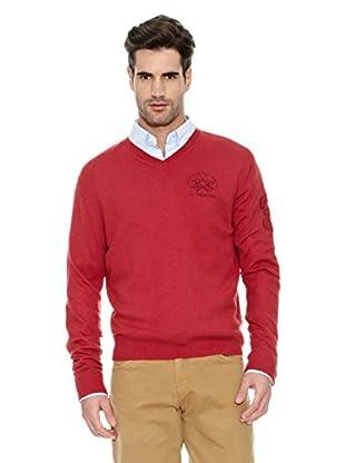 La Martina Jersey (Rojo)