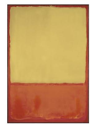Rothko - The Ochre, 1954