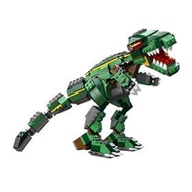 レゴの恐竜、生き物シリーズ