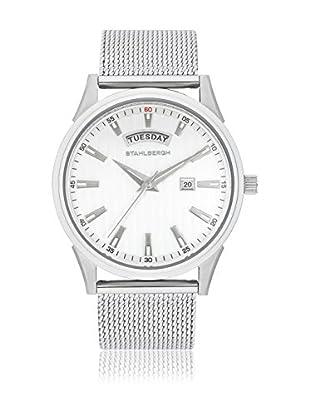 Stahlbergh Reloj Db76 Ø 41 mm (Plata)