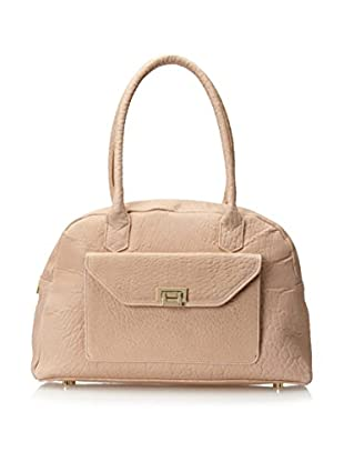 MR. Women's Mr. Porter Satchel, Rose