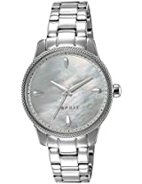 Esprit Analog White Dial Women's Watch - ES108602004