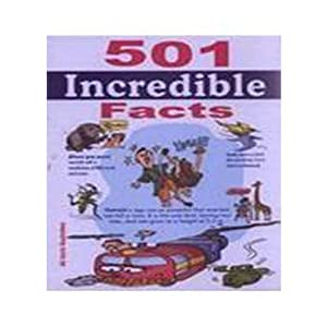 501 Incredible Facts Shree (504 Facts Shree Series)
