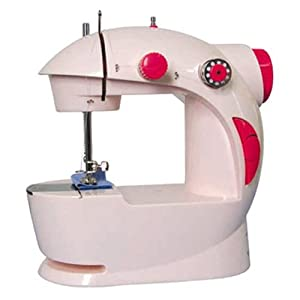 As Seen On Tv Sewing Home Crafts With 4-In-1 Mini Sewing Machine (Colours As Per Availability)