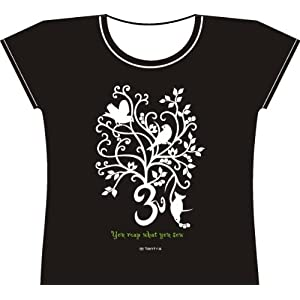 Tantra 'Om Tree' T-shirts for Women
