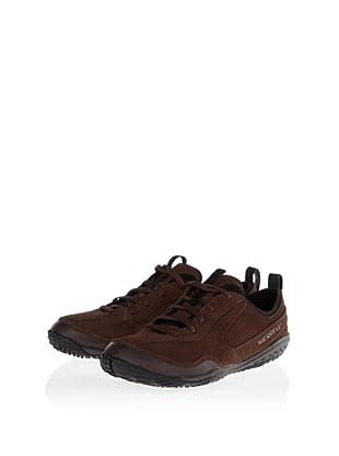 Merrell EDGE GLOVE J384 Herren Sneaker (Braun (Bracken))