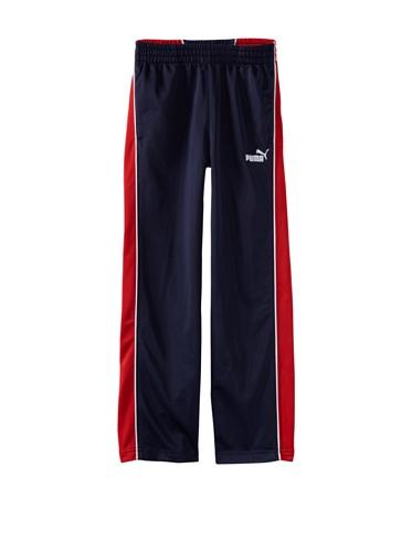 Puma Boys 8-20 USA Tricot Pant (Blue)