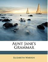 Aunt Jane's Grammar