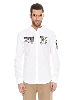 Bendorff Camisa Manga Larga (Blanco)