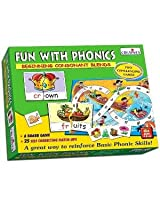 Creative's Fun With Phonics-Consonant Blends 0937