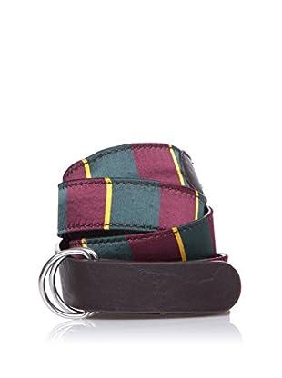 Pepe Jeans London Cinturón Luis Belt (Multicolor)