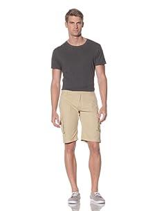Fresh Men's Cargo Short (Khaki)