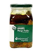 Sanjeevani Organics Mango Pickle 350 gm