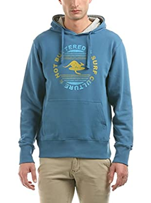 Hot Buttered Sudadera con Capucha Surf Culture