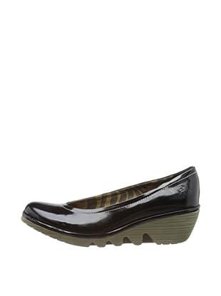 Fly London Zapatos Olivia (Negro)
