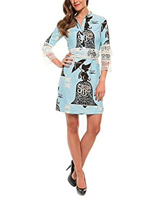 ALMATRICHI Hemdblusenkleid