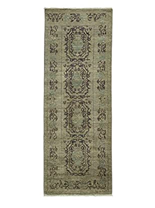 Darya Rugs Fine Modern Oriental Rug, Sand, 3' 1