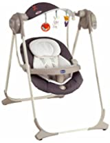Chicco Anthracite Baby Polly Swing Up