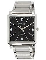 Timex Classics Analog Black Dial Men's Watch - TI000T20400