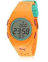 Faas 250 89106102 Orange/Grey Digital Watch