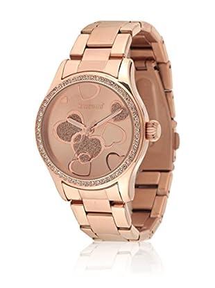 Metropolitan Reloj de cuarzo  Rosado 36 mm