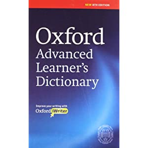 Oxford Advance Learner's Dictionary