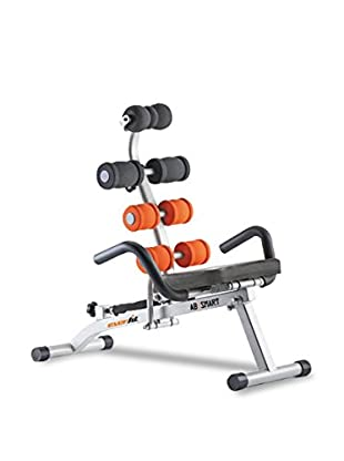 Everfit Ganzkörper-Fitnessgerät Ab-Smart anthrazit/orange
