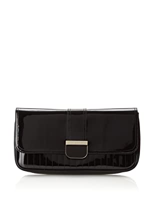 Ted Baker Women's Benet Clutch, Black, One Size