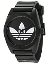 Adidas Santiago Analog Black Dial Unisex Watch - ADH2653