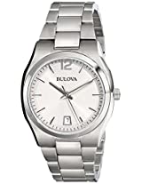 Bulova Classic Analog Grey Dial Women's Watch - 96M126