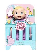 Funskool Baby Alive Bouncin Babbles Doll