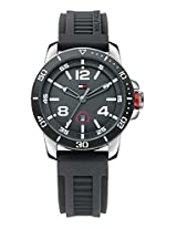 Tommy Hilfiger Analog Black Dial Men's Watch - TH1790849/D