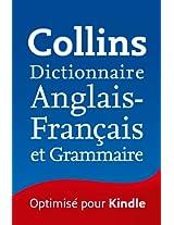 Collins Dictionnaire Anglais - Français et Grammaire