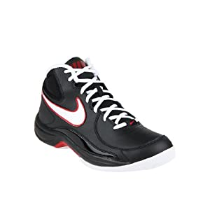 The Overplay VII Black Basketball Shoes