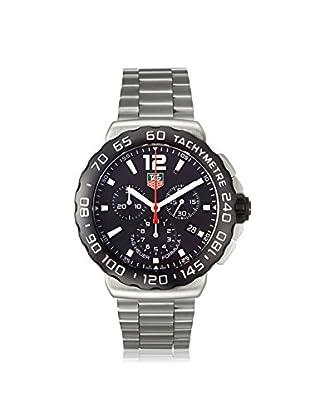 TAG Heuer Men's CAU1110.BA0858 Formula 1 Stainless Steel Watch, Black
