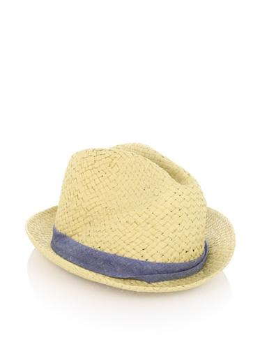 Ted Baker Men's Hansal Rivet Straw Hat (Natural)