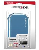 Nintendo 3DS Compact Case - Blue