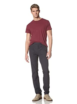 Scotch & Soda Men's Lincoln Poplin Pants (Night)