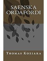 Saenska Ordafordi