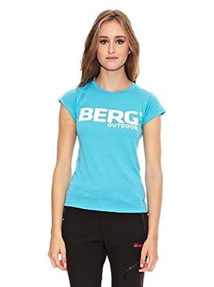 Berg Outdoor Camiseta Manga Corta Wm (Turquesa)