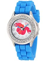 Frenzy Kids' FR799 Blue Rubber Band Dog Watch