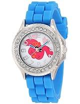Frenzy Kids' FR799 Blue Rubber Band Dog Watch
