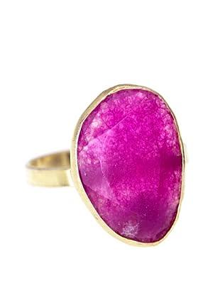 Córdoba Joyeros Anillo Luxury Thais Rosa