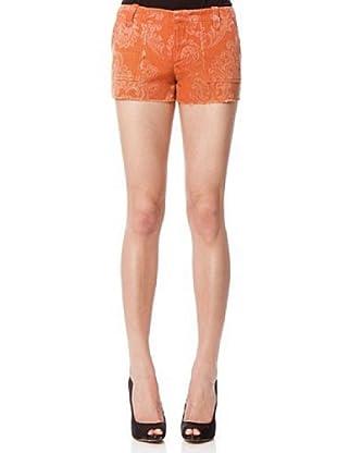 Custo Short Rety (Naranja)